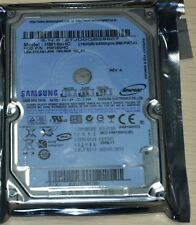 "Hard Disk HD IDE ATA 160 Gb 2,5"" + Windows XP x Panasonic Toughbook"