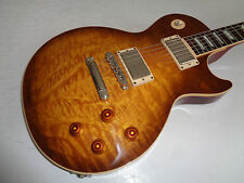 2003 Gibson Les Paul Standard  Honeyburst Quilt-Flame  MOST INSANE TOP EVER !!!!