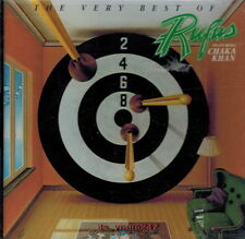 Rufus ft. Chaka Khan: the Very Best Of   CD NUOVO
