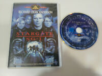 Stargate SG-1 temporada 1 Dvd Disque 1 - 3 capitulos Español francais english