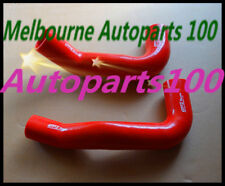 RED SILICONE RADIATOR HOSE CORTINA TC TD TE TF 6CYL (TOP/BOTTOM) FOR FORD