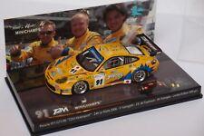 MINICHAMPS PORSCHE 911 GT3 RS #91 T2M MOTORSPORT LE MANS 2006 1:43