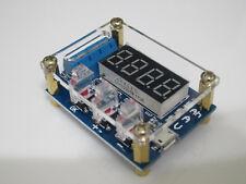 1.2 v ~ 12 v18650 battery capacity tester protection cover