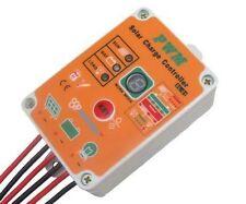 waterproof Solar Light controller 12V 24V 10A PWM Battery charge Regulator