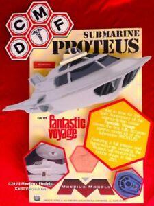 Moebius Models 1/32 SCALE Fantastic Voyage Proteus Submarine KIT#963~MINT iN BOX