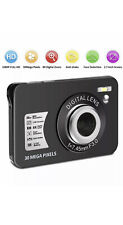 Digital Camera HD 1080P Vlogging Camera 30 MP Mini Camera 2.7 Inch LCD