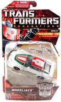 Brand New Hasbro Transformers Generations Deluxe Wheeljack Autobot Action Figure