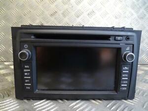 2007 Saab 93 9-3 Radio CD Player Sat Nav 12781856