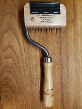 C.S. Osborne #253 GOOSENECK WEBBING STRETCHER Upholstery Tool Made in the U.S.A