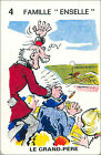 Horse racing Sport hippique Equitation PLAYING CARD CARTE À JOUER HUMOR 60s