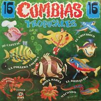 Cumbias tropicales 16 HITS Latin Cumbia colombia Dancefloor burner sonidero LP