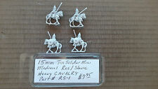 15mm Tin Soldier Miniatures Medieval Rus / Slavic Heavy Cavalry