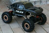 Custom Buggy Body Police Sheriff for Redcat Rockslide / Everest 1/10 Crawler