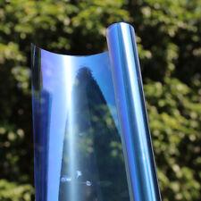 55%VLT Car Chameleon Rainbow window film Blue Green Car Side Glass Solar Tint