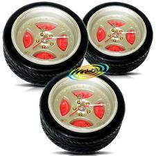Novità auto lega ruota pneumatico analogico BEEP ALARM CLOCK regalo con supporto
