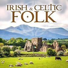 CD de musique folks celtiques various