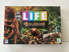 Game of Life Pirates of the Caribbean Dead Man's Chest Edition COMPLETE!