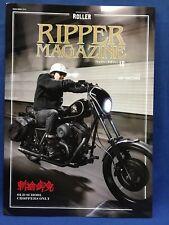 Ripper Magazine Vol.10 Old School Chopper Bike Morterbycycle Japan