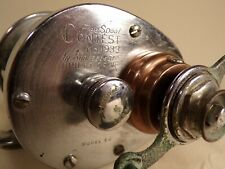 Vintage Shakespeare Contest No. 1933 Fishing Reel Very Rare