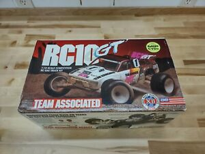 Team Associated RC10GT #7066 Kit Vintage Classic Box Body Decals Wheels Tires