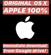 OSX TIGER 10.4- FAST ACCESS DONWLOAD ** ISO FILE ** ORIGINAL 100%