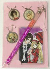keychain strap accessory card set God child Kaori Yuki Cain Riff Mary