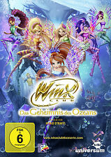 DVD * WINX CLUB - DAS GEHEIMNIS DES OZEANS # NEU OVP §