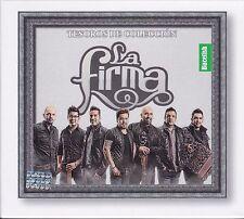La Firma Tesoros de Coleccion Box set 3CD New Nuevo Sealed