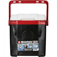 Black/Red  Black Personal Cooler 12 Quart Storage Tote Outdoor Camping Picnic