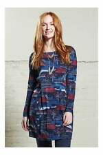 50% OFF SALE Nomads Organic Cotton Jersey Tunic Dress FairTrade - HV24