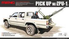 Meng Model VS-001 1:35th scale Toyota Hilux Pick Up Truck c/w ZPU1 Anti-tank Gun