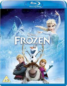 Disney's Frozen BRAND NEW SEALED BLU RAY with SLIP CASE