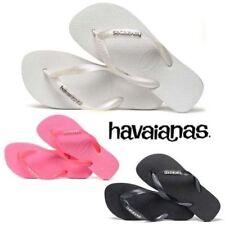 Sandali e scarpe nere Havaianas per il mare da donna