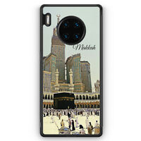 Panorama Makkah Mekka Silikon Hülle für Huawei Mate 30 Pro Motiv Design Islam...