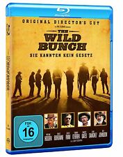 The Wild Bunch (Director's Cut) [Blu-ray](NEU & OVP) von Sam Peckinpah