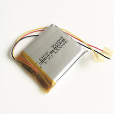 3.7V 1000mAh Li Po Polymer Battery Cells For PSP MP3 MP4 MP5 Speaker GPS 504045
