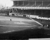 1913 New York Giants POLO GROUNDS Glossy 8x10 Photo 'Christy Mathewson Pitching'