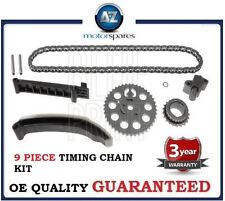 Per Smart Roadster 0.7 i Turbo 2002-12/2004 NUOVO TIMING CHAIN KIT COMPLETO