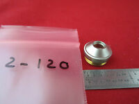 MICROSCOPE OBJECTIVE INFRARED v 5726-A-H 10X OPTICS #2-120