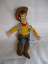 "Disney Store Woody 10.5"" Doll Toy Story Figure plush character part"