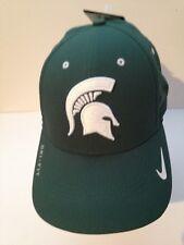 buy online b8085 49d9b Michigan State Spartans Nike Dri Fit Stretch fit hat M L