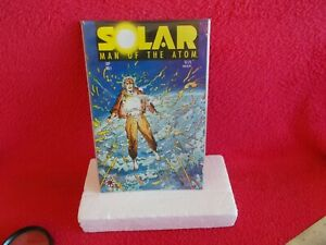 "RARE VALIANT COMICS VOL.1, iSSUE # 1, ""SOLAR, MAN OF THE ATOM"" FROM 1991..MINT S"