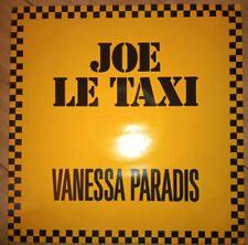 Vanessa Paradis - Joe Le Taxi - 12in Single - Vinyl