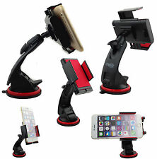 Genuine iMobile in Car Phone Holder Mount for iPhone Andriod Mp4 PDA GPS Redblak