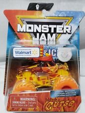 NEW 2019 MONSTER JAM FIRE AND ICE PIRATES CURSE FIRE TRUCK 1:64 SPECIAL EDITION