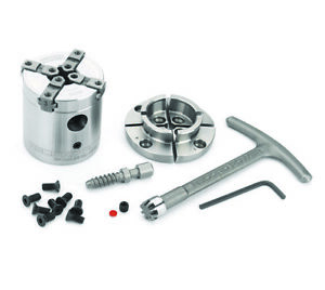 """Record Power 2"""" Compact Mini Woodworking Chuck Package SC1"""