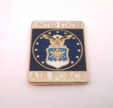 *** UNITED STATES AIR FORCE ***Military Veteran Hat Pin P64018 EE