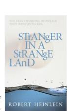 Stranger in a Strange Land by Robert A. Heinlein  VGC+   G*