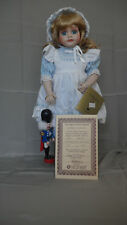 """Cindy McClure 16"""" Limited Edition Porcelain Doll 1986s"""