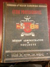 Guide professionnel Ht-Languedoc Hte-Garonne Ariège Gers Landes Lot Pyrénées